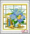 HQ006 - Bình hoa bên cửa sổ
