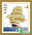PC025 - Thuận Buồm Xuôi Gió (Thuyền buồm)