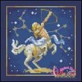 Tranh thêu Nhân Mã - Sagittarius (22/11 - 21/12)