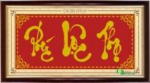 TP083 - Phúc Lộc Thọ (viền vàng)
