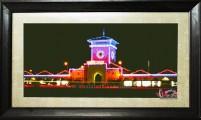 PC011 - Chợ Bến Thành về đêm (3D in chuẩn 100%)