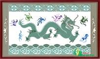 PT001 -Rồng Xanh Vượt Biển