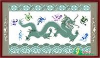 Rồng Xanh Vượt Biển PT002