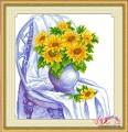 HQ012 - Bình hoa hướng dương