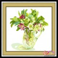 HQ013 - Bình hoa