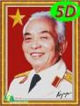 NV024 - Đại Tướng VÕ NGUYÊN GIÁP 5D